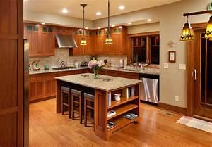 Craftsman Home - Craftsman - Kitchen - columbus - by