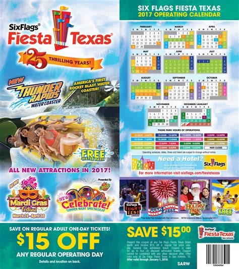 19928 Six Flags Tickets Coupons Discounts by Printable 15 Coupon At Six Flags