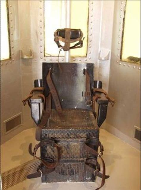 execution chaise electrique applications of the penalty the gas chamber