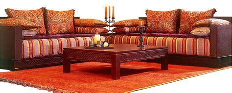 canapé marocain design le canapé marocain du traditionnel au plus design