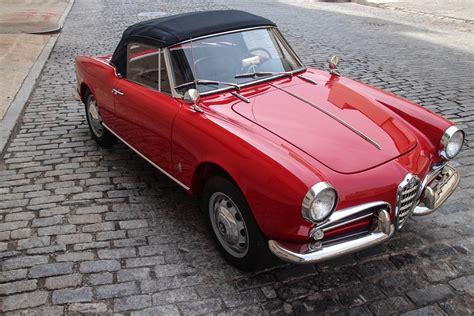 1962 Alfa Romeo Giulietta Stock # 746 For Sale Near New
