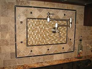 kitchen bar lowes backsplash stove backsplash With kitchen cabinets lowes with blue mosaic wall art