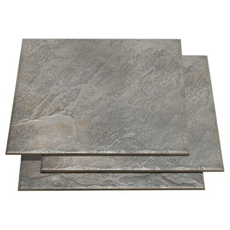 Rona Bathroom Tiles by Porcelain Tiles 12 Quot X 12 Quot Castelli Grey Box Of 20 Rona