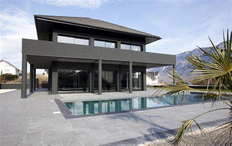 maison moderne de luxe a vendre chaios