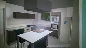 Modele De Cuisine Cuisinella : devis cuisine cuisinella 52 messages ~ Premium-room.com Idées de Décoration