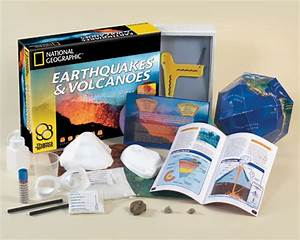 Science Stuff    Earthquakes  U0026 Volcanoes Kit