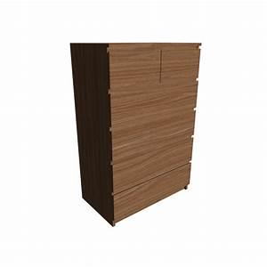 Ikea Kommode Malm 6 Schubladen : malm kommode mit 6 schubladen eichenfurnier einrichten planen in 3d ~ Orissabook.com Haus und Dekorationen