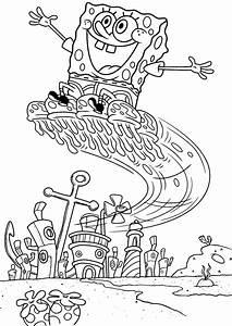 Kolorowanka Spongebob Malowanka Do Druku Nr 15