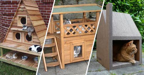 cabane pour chat 14 id 233 es de cabanes pour chat qui feront des ravis