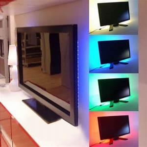 Led Streifen Bunt : 5050smd 30 led m bunt lichterkette stripe band leiste licht streifen deko usb 5v ebay ~ Markanthonyermac.com Haus und Dekorationen