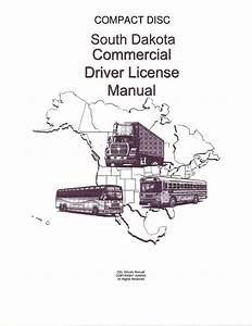 Commercial Driver Manual For Cdl Training  South Dakota