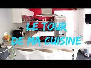 LE TOUR DE MA CUISINE KITCHEN TOUR Organisation YouTube