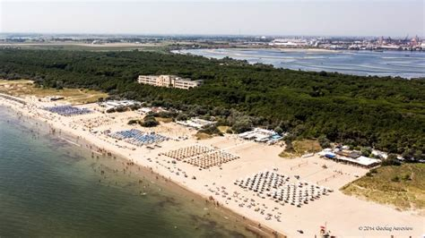 Italy, Emilia-Romagna, Ravenna, Marina di Ravenna - TRIPinVIEW