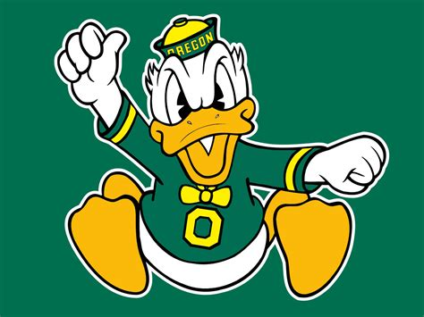 oregon ducks football logo computer desktop wallpaper