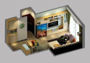 interior designs ideas for small homes small house interior design with aquarium