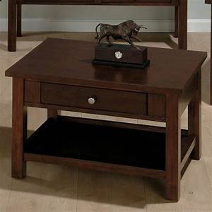 jofran small space rectangle milton cherry wood lift top With small cherry coffee table