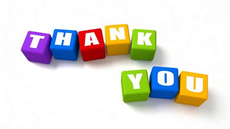 Thank You Wallpaper Animated - thank you colored cubes text animation motion background