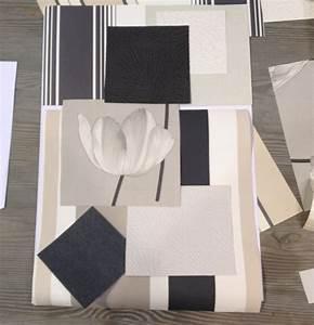 Tapisser Avec 2 Papiers Differents : diy que faire avec des chutes de papier peint ~ Nature-et-papiers.com Idées de Décoration