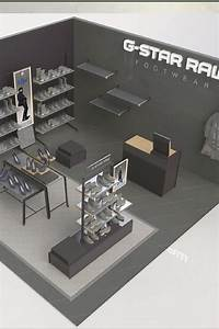 Stories: G-Star Raw footwear launches new shop-in-shop concept
