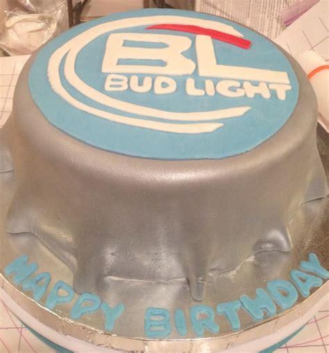 Happy Birthday Bud Light Cakes