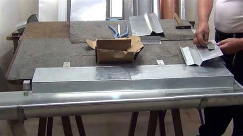 ortblech mit wasserfalz ortblech ohne wasserfalz montieren pappdach