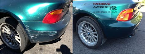 Smart Repair am BMW Z 3