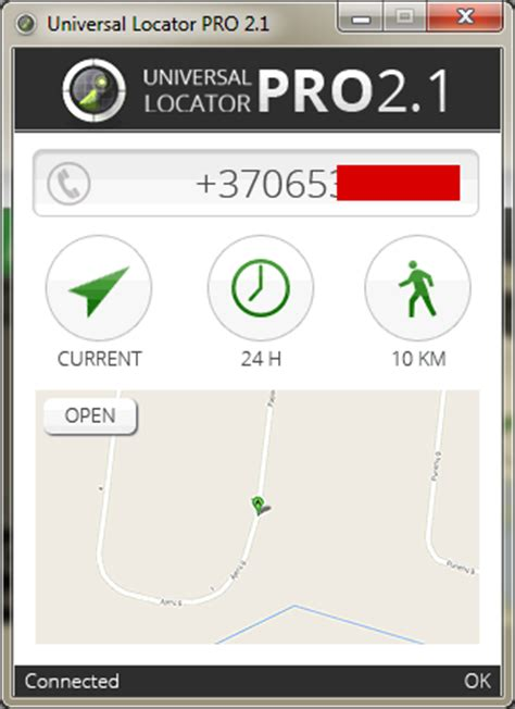 locate phone by number universal locator pro 2 1