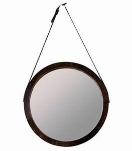 Miroir Rond à Suspendre : catgorie miroir page 7 du guide et comparateur d 39 achat ~ Teatrodelosmanantiales.com Idées de Décoration