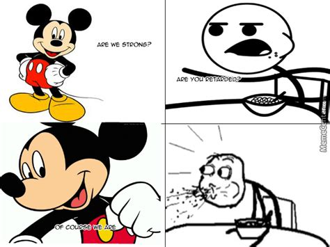 Mickey Meme - mickey mouse clubhouse by rexssj meme center