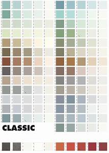 Les couleurs de crepis isolation de facade di filippo for Nuancier de couleurs peinture 9 les couleurs de crepis isolation de facade di filippo