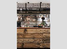 Rustic industrial bar design in Australia ITALIANBARK