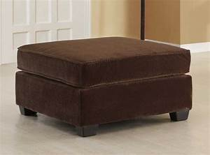 Homelegance burke sectional sofa set a dark brown fabric for Taylor sectional sofa and ottoman dark brown