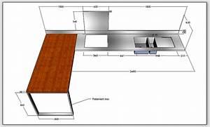 Plans De Travail Sur Mesure : mesure plan de travail cuisine plan de travail cuisine ~ Melissatoandfro.com Idées de Décoration
