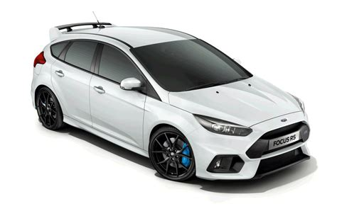 ford focus rs colors 2016 focus rs hatch wint prestigieuze awards verkoop