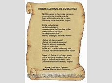 Inglaterra Himno de Costa Rica es aburrido Taringa!