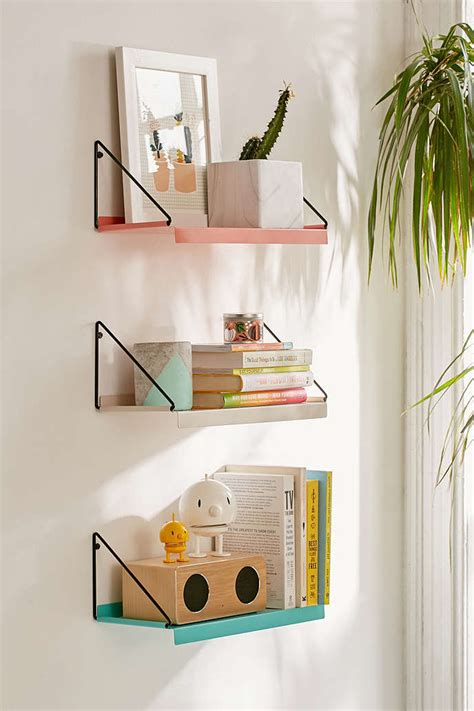 modern wall shelf twenty wall shelves that add style as well as storage to