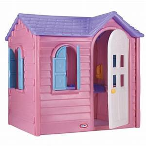 Buy Little Tikes Country Cottage Playhouse, Pink from our ...