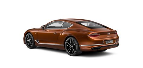 2018 bentley continental gt arrives as special edition