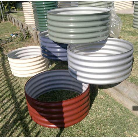 circular raised beds round garden beds raised garden beds wa