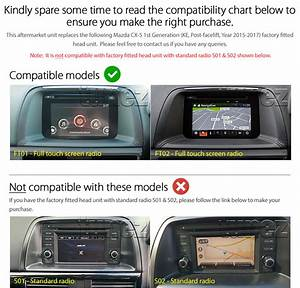 10 U0026quot  Android Car Player Mp3 For Mazda Cx