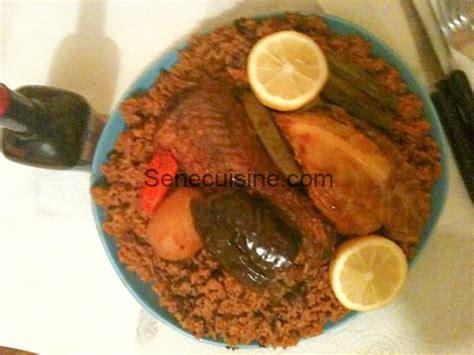 recette de cuisine ivoirienne tiep bou dien riz au poisson senecuisine
