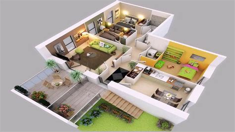 small living room ideas pictures 4 bedroom house plans 2 3d