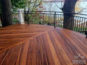 tigerwood decking pictures tiger wood deck photos tigerwood decking gallery
