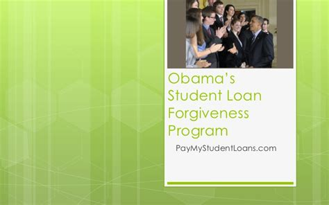 Loan Forgiveness Programs For Private Student Loans