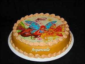 Decor Gateau Anniversaire : decoration gateau anniversaire fille 7 ans ~ Melissatoandfro.com Idées de Décoration