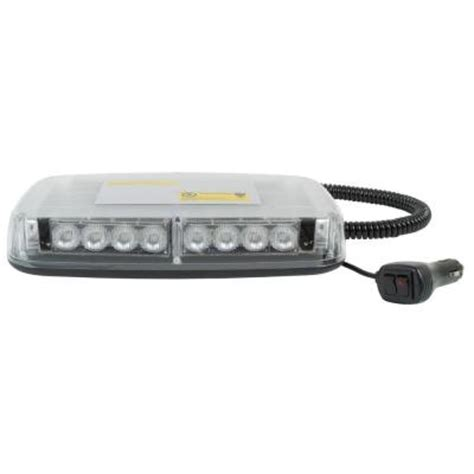 led light bar home depot blazer international led mini warning light bar c4855caw