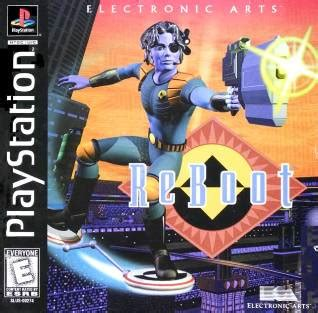 reboot video game wikipedia