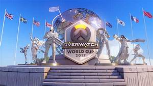 The Overwatch World Cup 2017 Match Schedules Announced