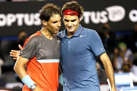 Roger Federer Rafael Nadal Wimbledon vs Australian Open | SI.com