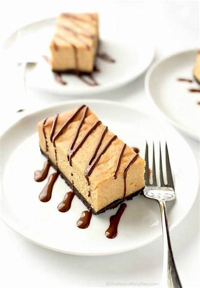 Cheesecake Butter Peanut Bars Chocolate Recipe Dessert